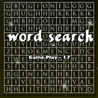 Word Search Gameplay: 17