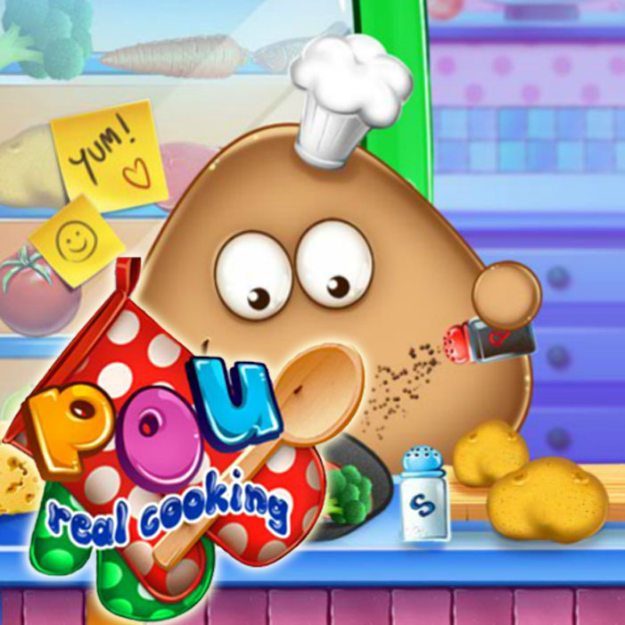 Pou: Real Cooking