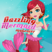 Dazzling Mermaid Makeover