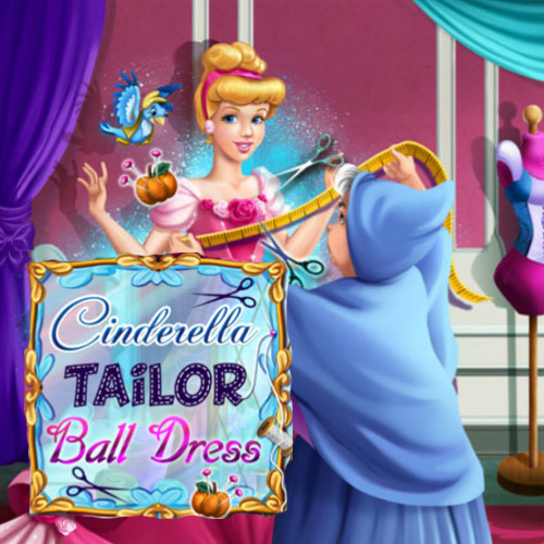 Cinderella Tailor: Ball Dress