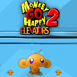 Monkey Go Happy: Elevators 2