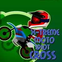 X-treme Moto Idiot Cross