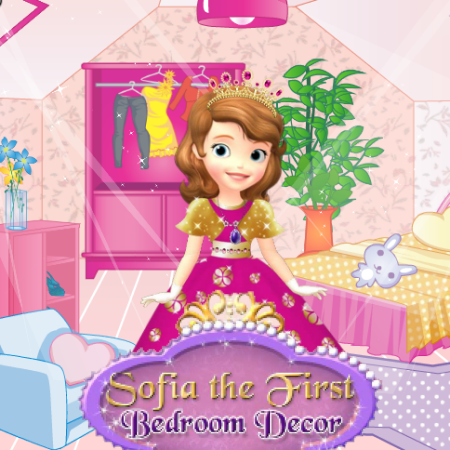 Sofia The First: Bedroom Decor