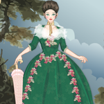 Historical Art Model Dress Up Game