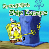 SpongeBob: Ship Escape
