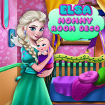 Elsa: Mommy Room Deco