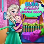 Elsa: Mommy Room Deco