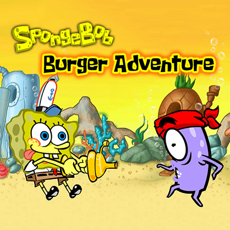 SpongeBob: Burger Adventure