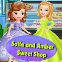 Sofia and Amber: Sweet Shop