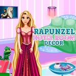 Rapunzel: Hotel Room Decor