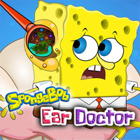 SpongeBob: Ear Doctor
