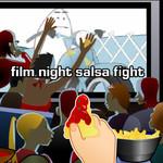Film Night Salsa Fight