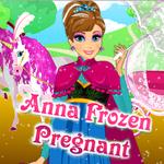 Anna Frozen Pregnant