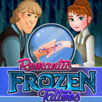Romantic Frozen Tattoos