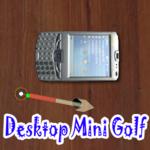 Desktop Mini Golf