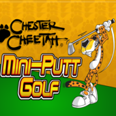 Chester Cheetah: Mini-Putt Golf