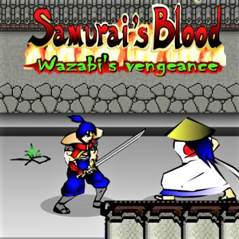 Samurai's Blood: wazabi's vengeance