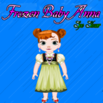 Frozen Baby Anna: Spa Shower