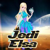 Jedi Elsa