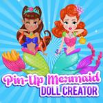 Pin-Up Mermaid: Doll Creator