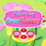 Mother's Day: Oreo Flowers