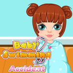 Baby Swimming: Accident