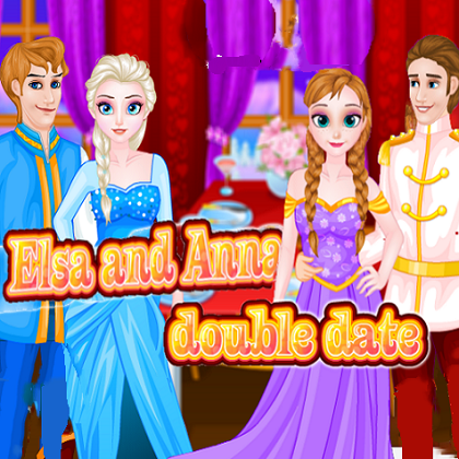 Elsa and Anna: Double Date