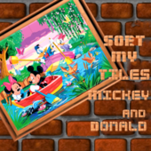 Sort My Tiles: Mickey an Donald