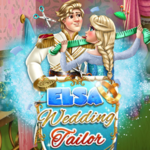 Elsa: Wedding Tailor