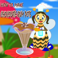 How to Make Chocolate Rum Pots