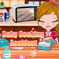 Baby Cooking Accident