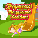 Rapunzel Playground Accident