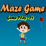 Maze Game Game Play -14