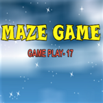 Maze Game Game Play - 17