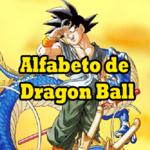 Alfabeto de Dragon Ball