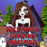Halloween Extreme Makeover
