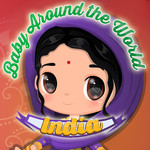 Baby Around The World: India