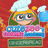 Cutezee's Cooking Academy: Gingerbread