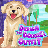 Design Your Doggie's Outfit