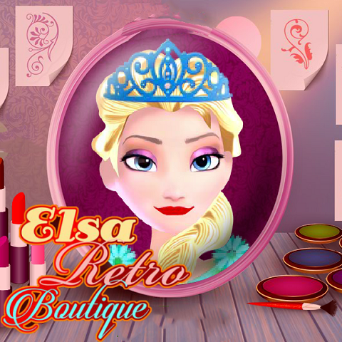 Elsa Retro Boutique