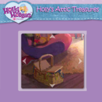 Holly Hobbie & friends  Holly's Attic Treasures