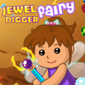 Jewel Digger Fairy