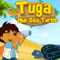Go Diego Go Tuga the Sea Turtle