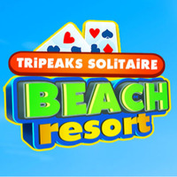 Лучшие новые игры,Tripeaks Solitaire Beach Resort is one of the Solitaire Games that you can play on UGameZone.com for free.  Enjoy a virtual trip to the coast in this version of the classic card game. How quickly can you match up all of the cards in each deck? Enjoy and have fun!
