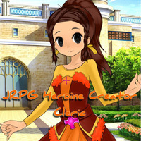 JRPG Heroine Creator Cleric
