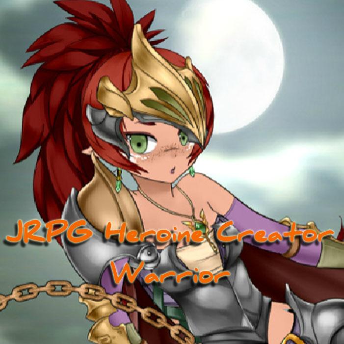 JRPG Heroine Creator Warrior