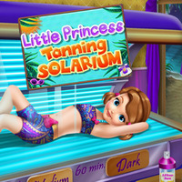 Little Princess Tanning Solarium