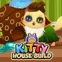 Kitty House Build