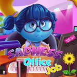 Sadness Office Job