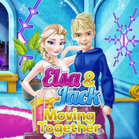 Elsa & Jack Moving Together